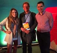 QureTech Bio vann 2016 Start-up Slam: Sweden  på BIO-Europe Spring