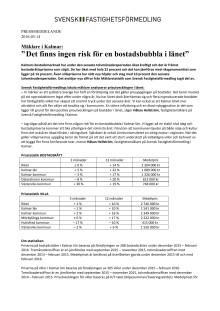 """Mäklare i Kalmar: """"Det finns ingen risk för en bostadsbubbla i länet"""""""