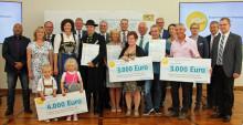 Bürgerenergiepreis Niederbayern 2016 verliehen