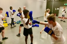 Youth boxing initiative launched – Milton Keynes