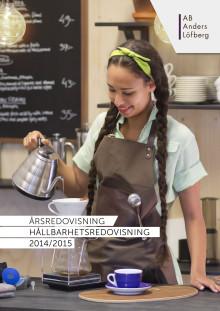 Årsredovisning 2014/2015