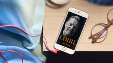 Vuoden 2019 kuunnelluin kirja on Jari Tervon LOIRI.