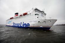 Stena Line chartrar tåg till Sveriges EM-matcher