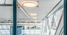 RISE lyser upp kontoret med armaturer från DEFA