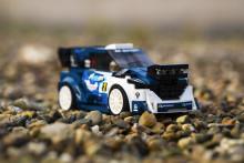 Exkluzivní řada LEGO® Speed Champions se rozrůstá o Ford Fiesta WRC, s nímž tým M-Sport vyhrál mistrovství světa