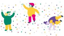 Kvillestråket invigs med dans och rörelse