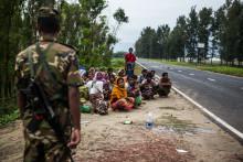 Myanmar: Amnesty pekar ut toppmilitärer som ansvariga för den etniska rensningen av rohingyer