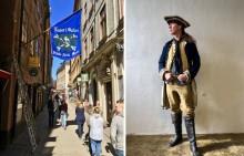 Dafo brandsäkrar Sveriges första piratkrog