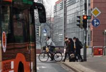 Unfalllage an der Bernauer Jahnstraße entwickelt sich positiv