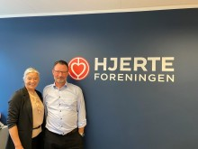 Crew from 'Esvagt Cantana' donates seafaring prize to the Danish Heart Association