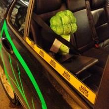 Mjukdjuret Mr Broccoli ger sig ut på Stockholmsturné