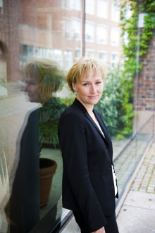 Helene Hellmark Knutsson talar på UniverCITY - internationell konferens för kunskapsdrivna städer