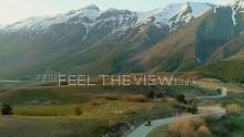 Ford hjälper synskadade att uppleva utsikten under en bilresa