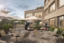 Humlegården välkomnar Key Solutions till Solna strand
