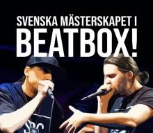 Dags att göra upp om vem som blir Svensk Mästare i Beatbox 2018