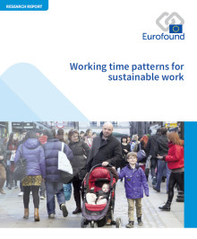 Four out of five workers in Europe happy with working time 'fit'