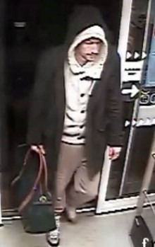 CCTV released following robbery – Newport Pagnell