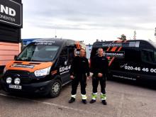 Hydroscand utökar sin mobila slangjour i Värmland
