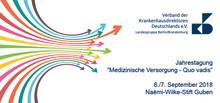 "Newsletter KW 24: ""Medizinische Versorgung - Quo vadis"""
