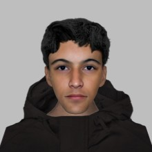 E-fit released following assault- Reading