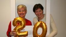 Grete Ingeborg Nykkelmo er ny leder i Ungt Entreprenørskap Norge