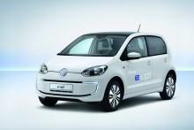 Volkswagen presents new e-up! electric city car