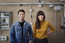 Rekordmange elever starter deres karrieredrøm på TEC