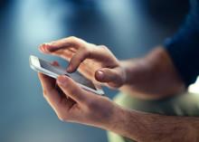 Pass på mobil og pc i lyn- og tordenvær