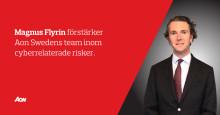 Aon Sweden förstärker teamet inom cyberrelaterade risker