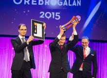 SiteVision vinnare av Årets Näringslivspris