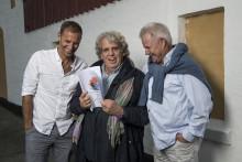 Danmarksturné: Musicalen `Lyset over Skagen' tilføjer to nye kendte navne til castet
