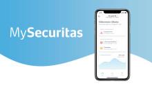 Securitas företagskunder flyttar in i mobilen