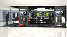 The 10th Sail Racing Club House Store opening at NK Stockholm