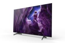 Nový A8 4K HDR OLED televizor od Sony se dostává do prodeje