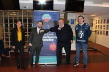 Thoren Business School och Sundsvall Hockey förlänger sitt samarbete med gemensamt hockeygymnasium