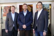 Usbl og Peab Eiendomsutvikling kjøper stor tomt i Lørenskog av Stor-Oslo Eiendom