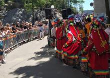 Hammarkullekarnevalen klarade ljudnivåerna