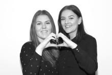 Duo från Thoren Business School arrangerar Hjärtebarnsloppet
