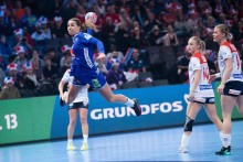 Changing lives for women and children at EHF Euro 2020