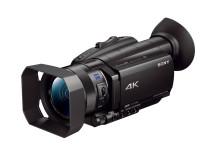 Sony julkaisee kolme uutta ammattitason videokameraa vaikuttavalla vaiheentunnistukseen perustuvalla 273 pisteen automaattitarkennuksella ja 4K HDR -tallennuksella