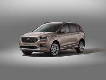 Ford Kuga Vignale  – det nyeste medlem af Fords Vignale-familie