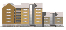 Egnahemsbolaget väljer Serneke för bostadsrätter i Selma Stad