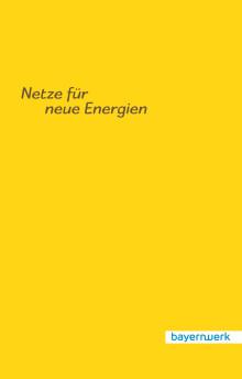Imagebroschüre Bayernwerk AG