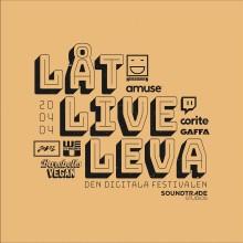 Barebells stöttar Låt Live Leva – den digitala livefestivalen
