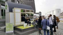 """Mobiles """"New Work Studio"""": Premiere in Berlin"""
