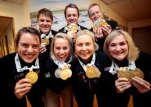 Norge satt klistret til TV-skjermen under VM