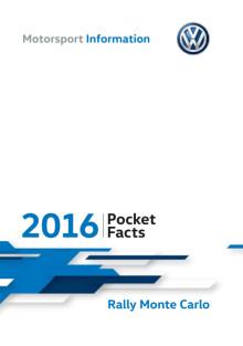 Pocket facts inför Rally Monte Carlo 2016