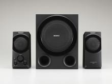 Kompakt und vorlaut: Die neuen PC Lautsprecher von Sony für jeden Bedarf