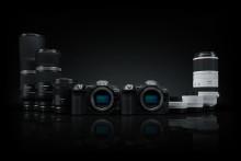 Valokuvauksen juhlaa! Canon täydentää EOS R -kamerajärjestelmää kahdella uudella järjestelmäkameralla ja neljällä objektiivilla