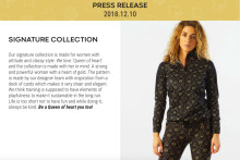 Power Woman - SIGNATURE COLLECTION